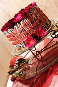 exotic wedding cakes