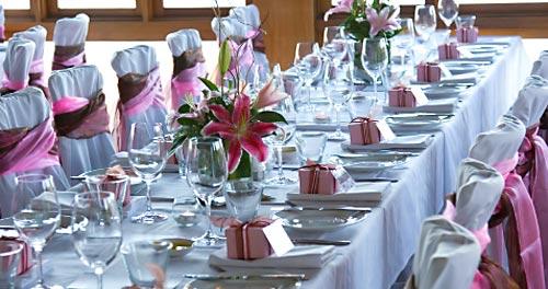 wedding reception timeline - wedding reception order of events