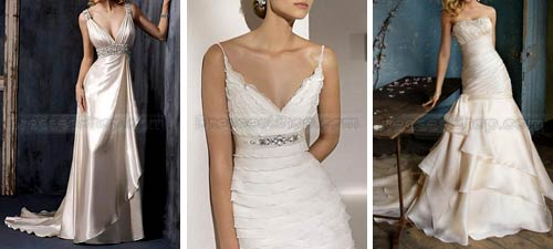cheap, inexpensive & affordable bridal gowns