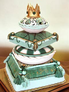 Amazing wedding cakes for the rich famous you amazing wedding cake junglespirit Images