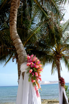 Pictures of Beach decorations and Table Centerpiece Ideas