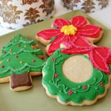 Edible Christmas Party Favors