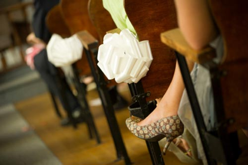 Church Wedding Decorations and Ideas