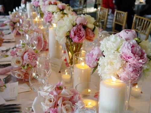 Decorating for Wedding Receptions - decoration ideas and pictures