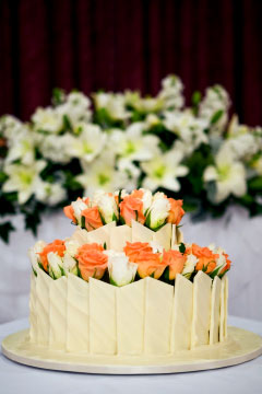 exotic wedding cakes
