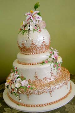 expensive wedding cakes