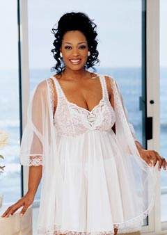 5ab133136be1a Full Figure Plus Size Bridal Lingerie - Online Lingerie Store