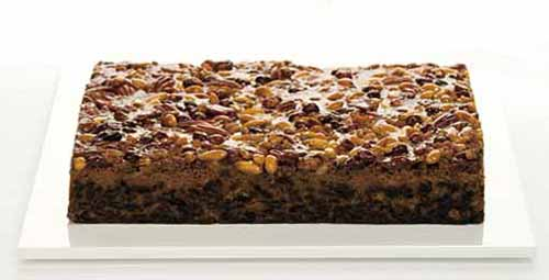 Slab Fruit Cake Recipe