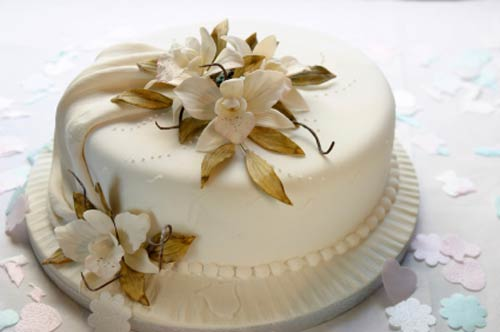 Cake Ideas For Small Wedding : Small Wedding Cakes - They re So Cute!