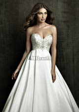 sweetheart and strapless wedding dresses