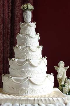 Classic Amp Traditional Wedding Cake Designs