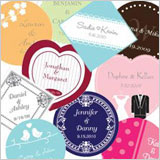 Wedding Favor Tags & Labels