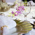 wedding reception table decorations