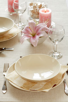 Wedding Reception Table Decorations - Wedding Table Setting Ideas