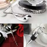 Wine Bottle Stoppers and Bottle Openers