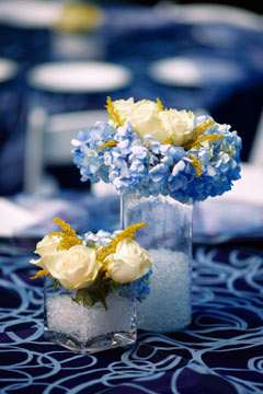 Ideas for Inexpensive Centerpieces - Table Centerpiece Ideas