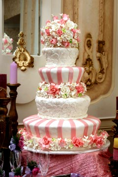WOW Designer Wedding Cakes