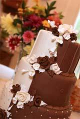 chocolate ganache icing