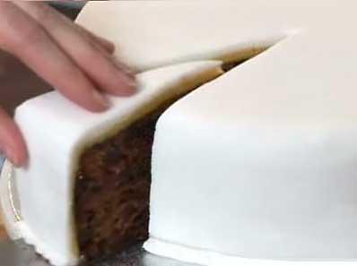 wedding cake recipe