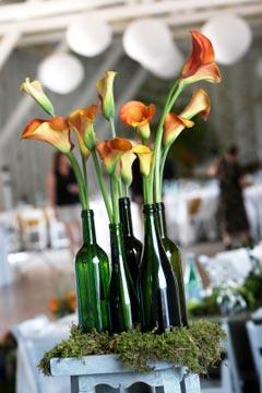 wedding floral centerpieces