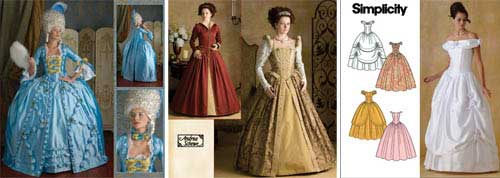 vintage dress patterns 3637 3782 4269