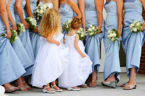 bridesmaids duties - bridal party