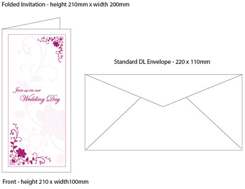 Standard Wedding Invitation Wording: Do It Yourself Wedding Invitations