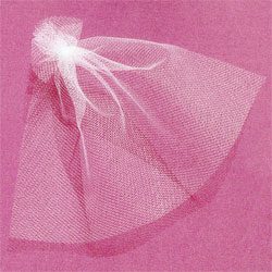 bridal tulle - fabric