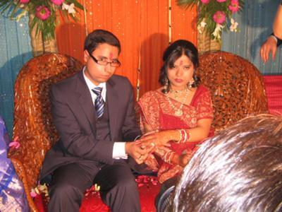 Rahul Saxena & Chitra Dewa