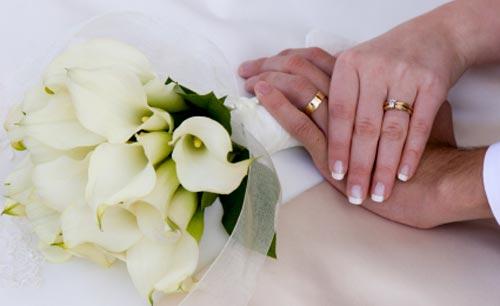 diy wedding flowers calla lily bouquet