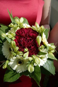 bridal bouquet pictures green 4