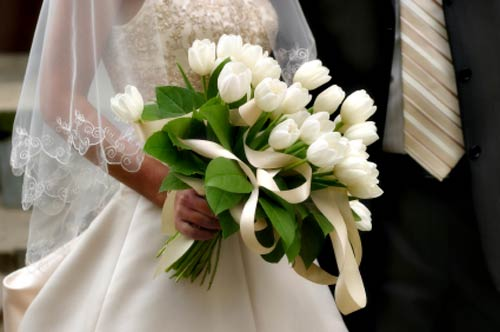 Stunning hand tied Bridal Bouquets, pictures
