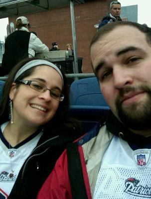 Patriot's game week before the engagement