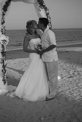 ... announce their marriage that took place in an intimate ceremony on the