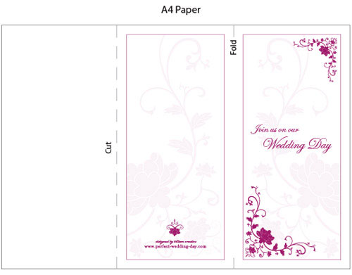 wedding invitations create an amazing first impression