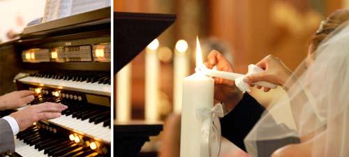 lighting unity candle