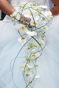 unique bridal bouquets