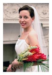 arm sheaf bouquet, arm bouquet, presentation bouquet - bridal bouquets