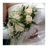 ballerina bouquet - bridal bouquets