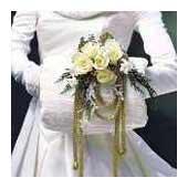 muff bouquet - bridal bouquets
