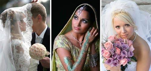 bridal veils accessories