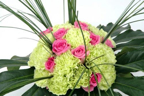 bridal bouquet pictures green 1