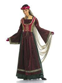 medieval dress pattern 3637