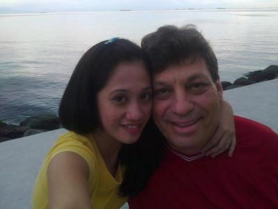Rhodora & Peter